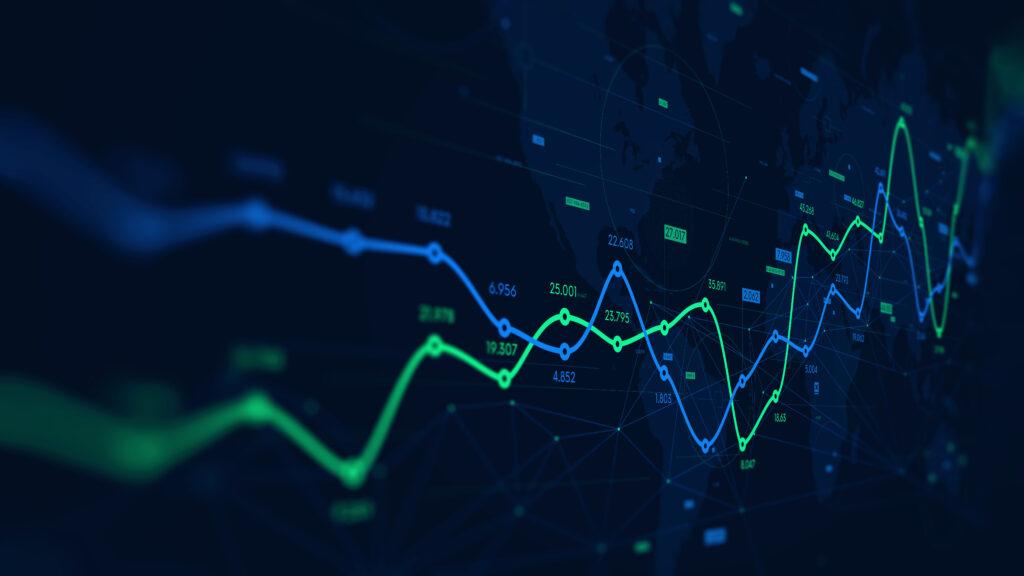Digital pricing charts
