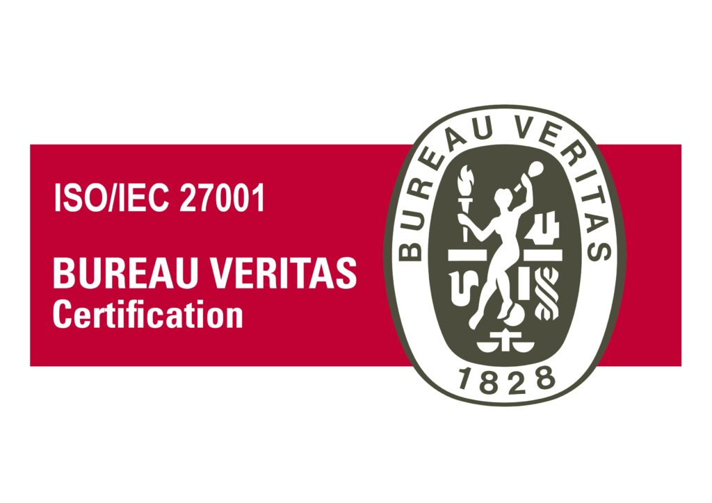 ISO/IEC 27001 Certification Icon Bureau Veritas